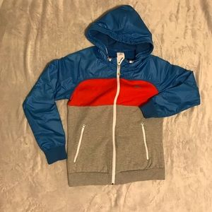 Youth Adidas Zip Up Jacket